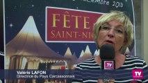 La fête de la Saint Nicolas ouvre les festivités de la magie de Noël ce jeudi 5 décembre à la Cité de Carcassonne.