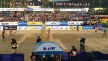3 Brésil /Chine 1/2 demi finale World Tour Phuket