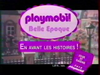 Publicité Playmobil 1993