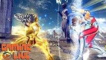 Gaming live Saint Seiya : Brave Soldiers - A quand un jeu digne de la série ? (PS3)