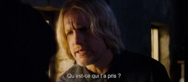Extrait Exclusif Hunger Games l'embrassement