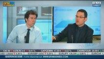 Stagnation du CAC40 autour des 4300 points et légère baisse des marchés européens: Jean-François Bay, dans Intégrale Bourse - 02/11