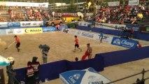 11 Brésil /Chine 1/2 demi finale World Tour Phuket