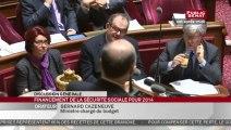Projet de loi de financement de la sécurité sociale pour 2014 - En séance