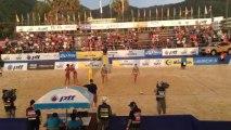 14 Brésil /Chine 1/2 demi finale World Tour Phuket