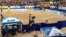 6 Brésil /Chine 1/2 demi finale World Tour Phuket
