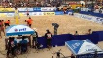 9 Brésil /Chine 1/2 demi finale World Tour Phuket