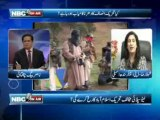 NBC On Air EP 152 (Complete) 02 December 2013-Topic- Us Drone Strikes in Pakistan, Inflation rate increasing in country, Missing Persons Case, PTI Sit-in against Drone Strike.Guest- Andalib Abbasi (Pti), Ghulam Ahmed Bolour (Anp), Shehla Raza (PPP).