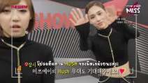[THAISUB] 131126 miss A  - Interview & Hush @ SBS The Show All About K-Pop