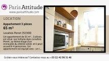 Appartement 2 Chambres à louer - Levallois Perret, Levallois Perret - Ref. 7716