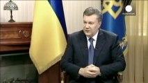 Ucraina, Ianukovich non si dimette fa appello al rispetto delle regole