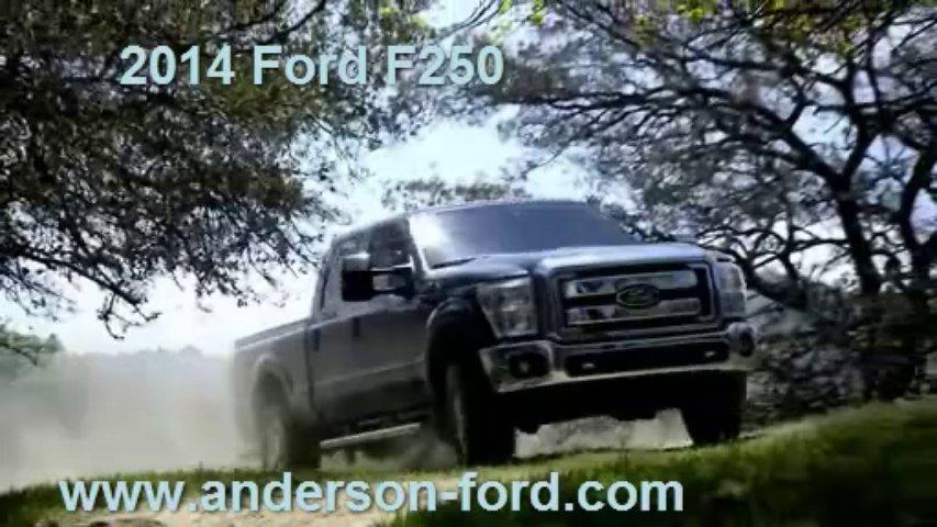 14 Ford F250 | Anderson ford Clinton IL