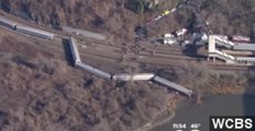 Derailed NY Train Went 82 MPH Approaching 30 MPH Curve