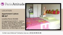 Appartement 2 Chambres à louer - Levallois Perret, Levallois Perret - Ref. 8767