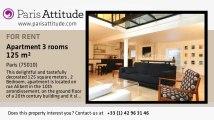 2 Bedroom Loft for rent - Canal St Martin, Paris - Ref. 8083