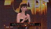Premios TATO _ Natalia Oreiro _ mejor actriz telecomedia