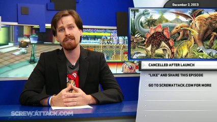 Hard News 12/02/13 - Ultra Street Fighter 4 leaks, PSN codes broken, and a published game cancelled - Hard News