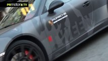 Una vuelta a Barcelona en Porsche 911 4S by Tween con Luis Pichó - avance en PRMotor TV Channel (HD)