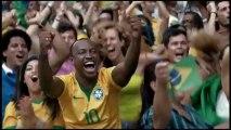 İşte Brezilya'nın kahramanları!