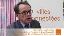 DRCLG - SMCL 2013 : ITW C.Teyssedre, maire de Rodez