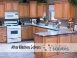 Customer Review for Cabinet Refacing by Kitchen Solvers Franchise