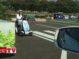 Honda Sürücüsüz Araçlarını Test Etti