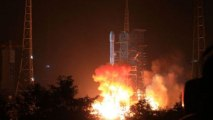 China launches first lunar rover mission