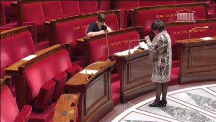 Ma question à la Ministre des affaires sociales sur les conditions de retour en France des titulaires d'un diplôme étranger dans le domaine paramédical