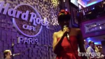 "Elise And The Cats ""Ça ne va pas"" - Hard Rock Café - Concert Evergig Live - Son HD"
