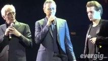 """Alain Chamfort """"La belle vie (en trio avec Bénabar et Gérard Darmon)"""" - Le Grand Rex - Concert Evergig Live - Son HD"""