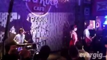 "Elise And The Cats ""Neuf Vies"" - Hard Rock Café - Concert Evergig Live - Son HD"
