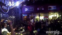 "Elise And The Cats ""Tchabouda"" - Hard Rock Café - Concert Evergig Live - Son HD"