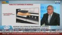 Neopost: La publication du chiffre d'affaires pour le 3ème trimestre: Denis Thiery, dans Intégrale Bourse - 03/12