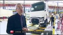 Découverte : entrez dans le monde démesuré des camions (Emission Turbo du 27/10/2013)