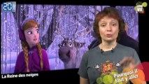 La Reine des neiges: Dany Boon en bonhomme de neiges
