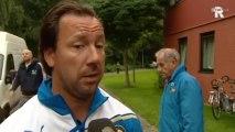 22-07-2011 Jean Paul van Gastel wordt assistent van Koeman