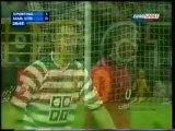 Cristiano Ronaldo - Sporting Lisbonne contre Manchester United