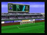 Sega Saturn - International Victory Goal - Semi Final - Brazil vs Argentina