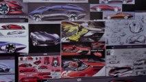 Gran Turismo 6 (PS3) - La création de la Mercedes-Benz AMG Vision Gran Turismo