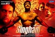 Singham  Movie Trailer | Ajay Devgn, Kajal Agarwal, Prakash Raj