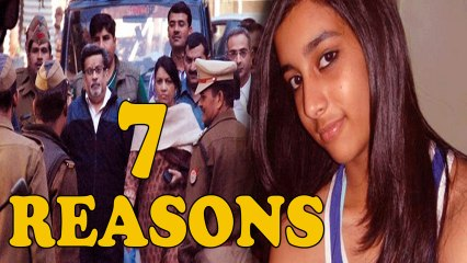 7 Reasons Why Aarushi Talwar's Parents Are Guilty Of Her Murder   (Full Story)