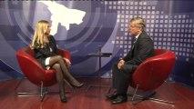 Prezydent Włocławka Andrzej Pałucki gościem w studiu Telewizji Kujawy