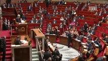 [ARCHIVE] PISA 2012 : réponse de Vincent Peillon au député Jean-Louis Borloo lors des questions au Gouvernement à l'Assemblée nationale, le 3 décembre 2013