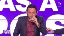Cyril Hanouna et Pascal Obispo goûtent de l'huile de foie de morue