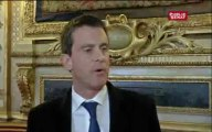 Tireur de Paris : « En trois jours cette personne a été arrêtée », souligne Valls