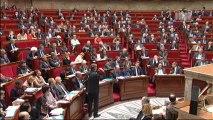 [ARCHIVE] PISA 2012 : réponse de Vincent Peillon au député François Vannson lors des questions au Gouvernement à l'Assemblée nationale, le 3 décembre 2013