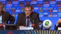 FOOTBALL: CdM 2014 - La FIFA ne changera pas l'heure des matchs