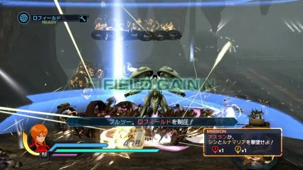 Queen Mansa de Shin Gundam Musou
