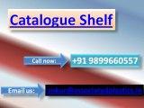 Catalogue Shelf | Catalogue Shelf Delhi | Catalogue Shelf Suppliers India