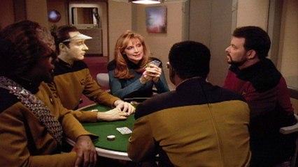 Star Trek: The Next Generation - Ante Up